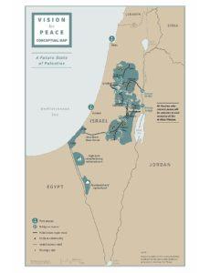 Plan de partage israélo-palestinien