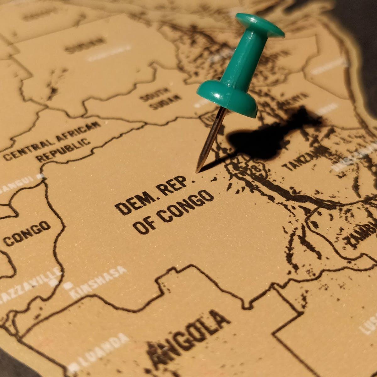 la RD Congo est le 4ème pays le plus peuplé d'Afrique