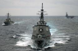La pertinence de la Consitution japonaise est encore mise à mal par les récentes acquisitions militaires du pays