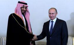 L'alliance entre la Russie et l'Arabie saoudite était indispensable pour faire face à la poussé des producteurs non-conventionnels américains.