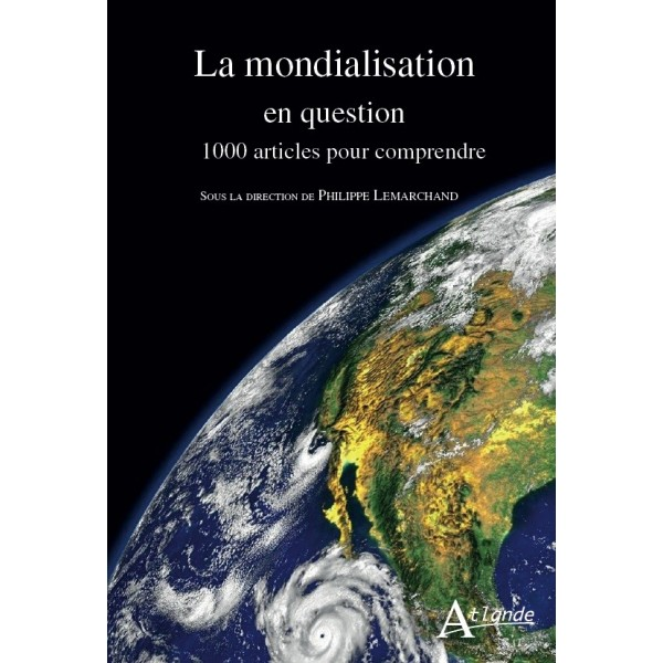 couverture la mondialisation en question