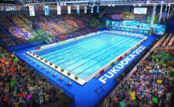 Après le report des Jeux, les mondiaux de natation ont été décalés au printemps 2022.