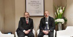 Le Premier ministre arménien et le Président azerbaïdjanais, lorsque le dialogue semblait encore possible