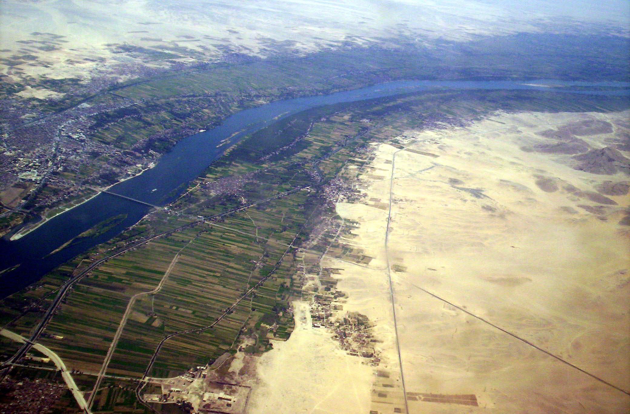 Vallée du Nil
