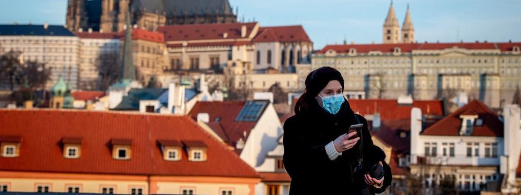 Prague pendant la crise Covid