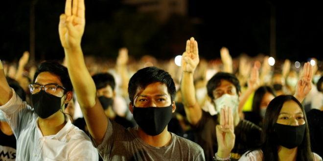 L'avenir incertain des manifestations en Thaïlande