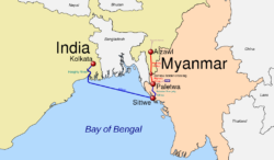Inde Myanmar