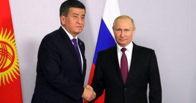 Le Kirghizistan au centre des jeux de puissances