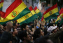 Les manifestations en Bolivie avant les élections
