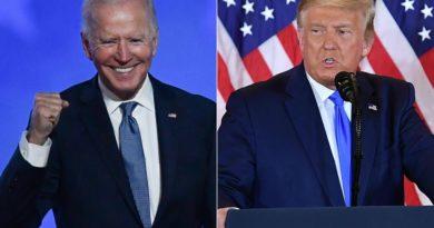 Les deux candidats