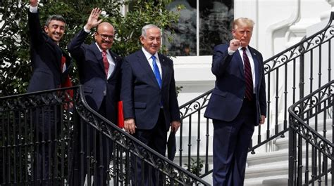 Accord Israël Pays du Golfe