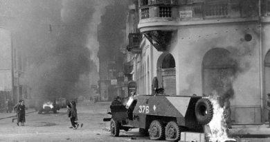 Le Coup de Budapest de 1956