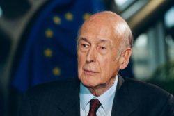Valéry Giscard d'Estaing, rêve européen, constitution