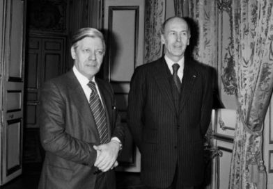 Valéry Giscard d'Estaing, Helmut Schmidt, franco-allemand, Europe