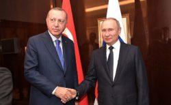 En rivalité dans plusieurs dossiers, la Turquie pourrait se mettre la Russie à dos.