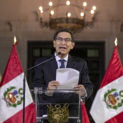 La destitution du président Vizcarra pour soupçon de corruption a marqué le début d'une nouvelle crise politique au Pérou.