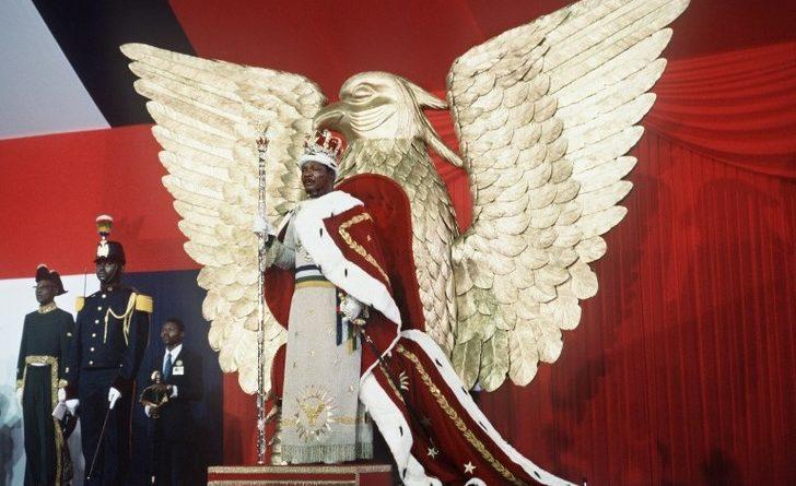 Valéry Giscard d'Estaing; Bokassa; politique africaine; néocolonialisme