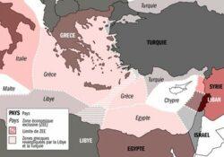 Délimiter les zones maritimes entre la Grèce et la Turquie