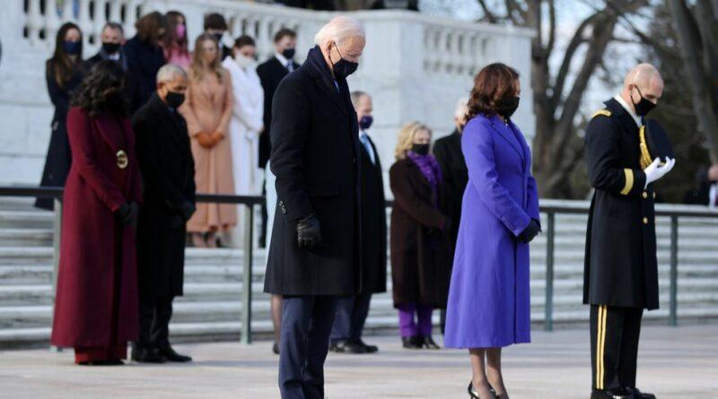 Investiture de Joe Biden : des symboles forts et un contexte inédit