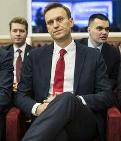Navalny Poutine Russie