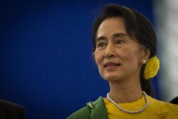 Birmanie coup d'Etat