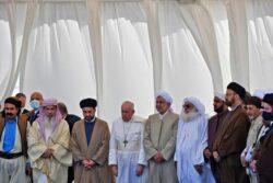 Pape François en Irak