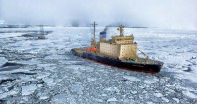 Le passage du nord ouest canadien nécessite l'utilisation d'un brise-glace