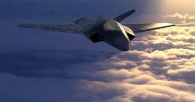 Avion de combat franco-allemand SCAF
