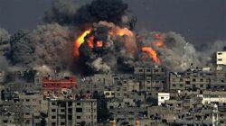 Semaine de violents affrontements entre Israël et Palestine
