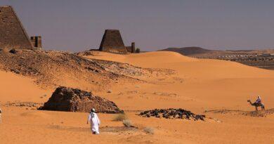 Soudan, paysage