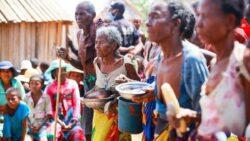 La famine à Madagascar